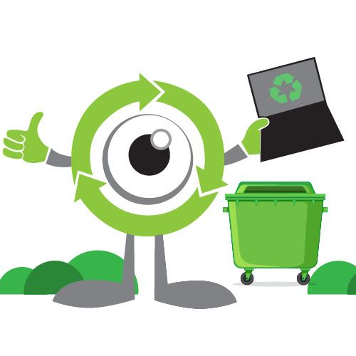 dispose of batteries